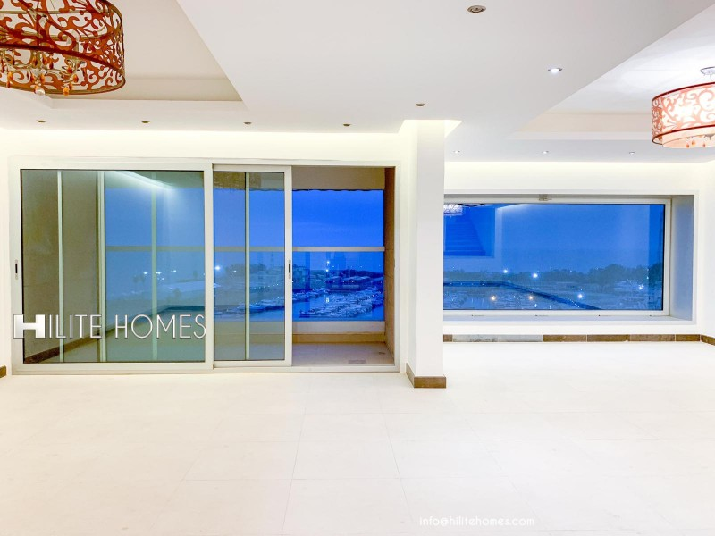 Three Bedroom Luxury Duplex Apartment for Rent ,Salmiya