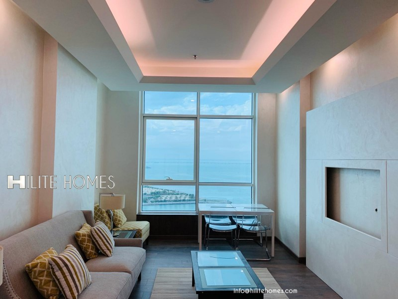 Luxury one bedroom apartment for rent , Sharq