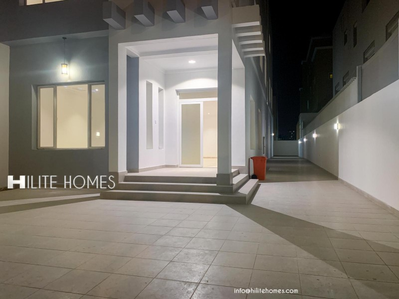 New Semi Detached villa for rent in Fintas 1200 KD ONLY!!