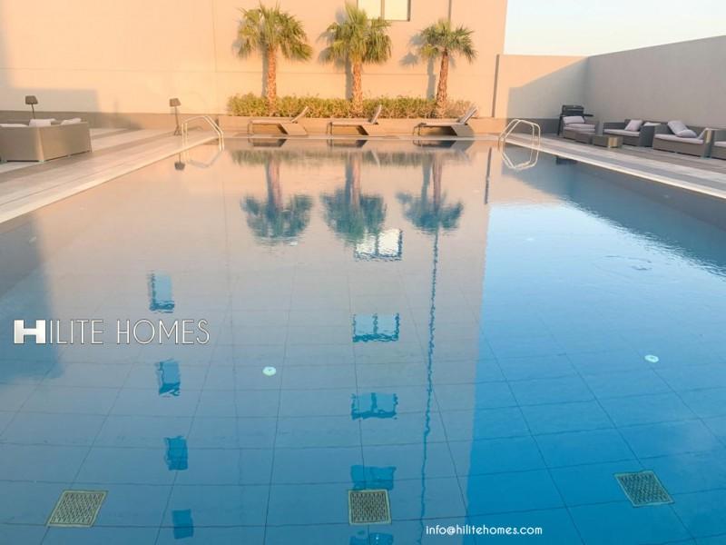 Three Bedroom Penthouse for Rent in Sabah al Salem