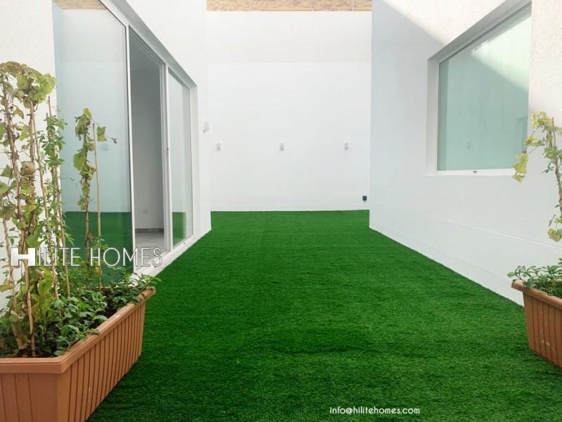 Three Bedroom Duplex with Garden for rent in Salwa