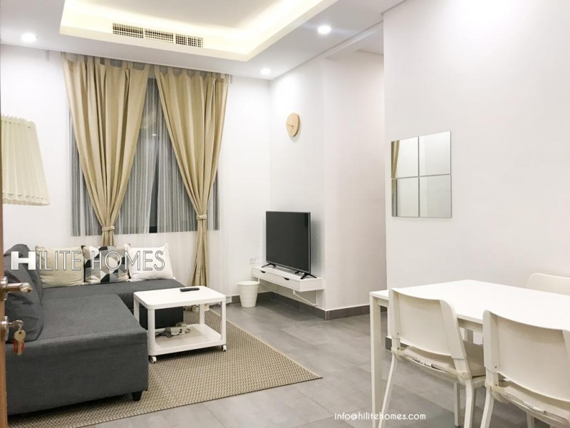 Two bedroom fully furnished apartment for rent in Salmiya