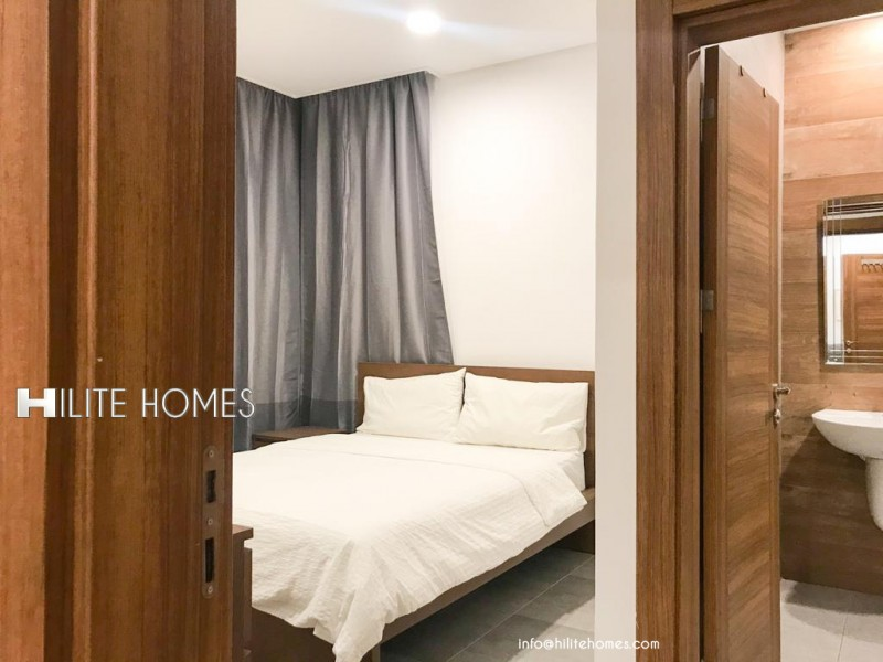 One bedroom fully furnished apartment for rent in Salmiya