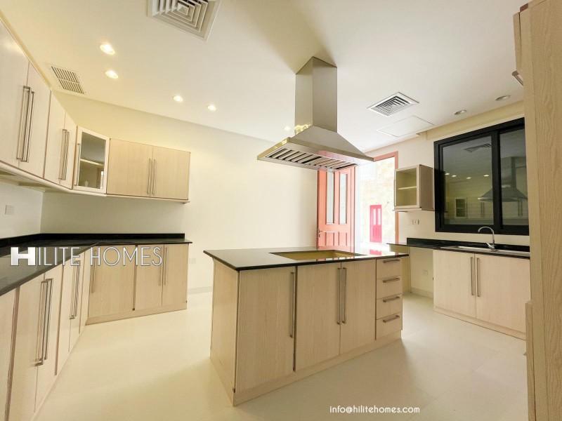 Four bedroom villa for rent in Abu Fatira