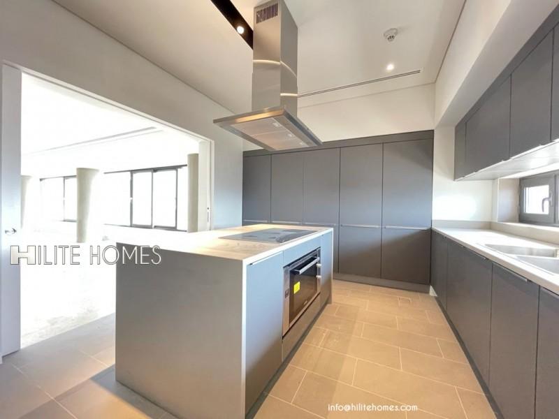 Three bedroom duplex with maids room available in Bneid al qar