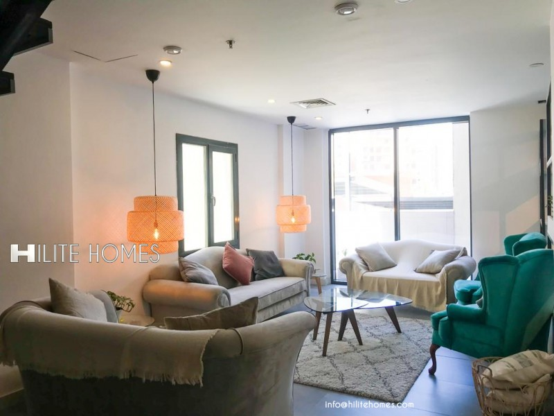 Beautiful one bedroom apartment for rent in Salmiya