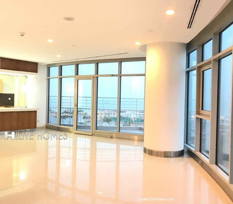 Luxury three bedroom apartment for rent, Shaab