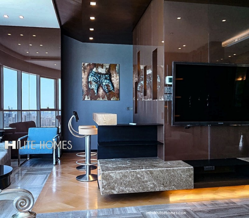 Penthouse with 2 bedroom for rent, Shaab