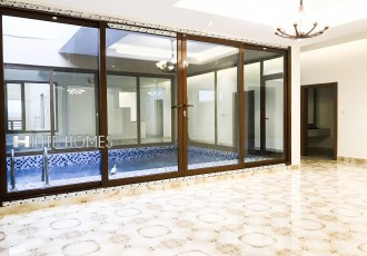 Brand new villa with pool for rent