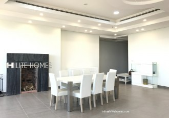 Sea view penthouse apartment for rent, Shaab