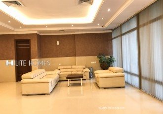 Fully furnished two bedroom apartment for rent in Fintas