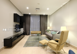 Two bedroom apartment with balcony for rent, Salmiya