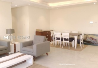 Four bedroom apartment for rent in Salmiya
