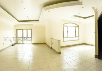 Spacious apartment with view for rent in Salmiya