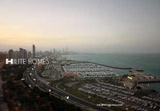 Three bedroom apartment for rent Salmiya- Kuwait