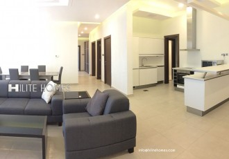 Three  Bedroom Apartment For Rent in Fintas, Ahmadi close to English  school
