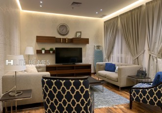Sea View One Bedroom Apartment for rent in Shaab