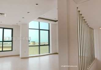 Modern and Sea view Villa with 4 Bedrooms For Rent,Salmiya