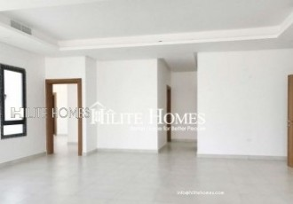 Brand new villa floor with terrace for rent in al masayel