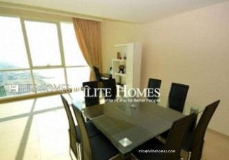 modern Sea View Two bedroom Apartment for rent