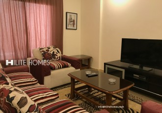 1 Bedroom Apartment For Rent in Salmiya, Hawally