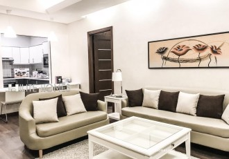 Brand new 1 bedroom  apartment for rent in Salmiya