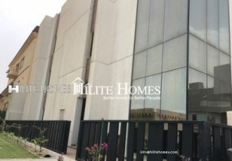 Four bedroom floor apartment for rent in Masayel, Kuwait