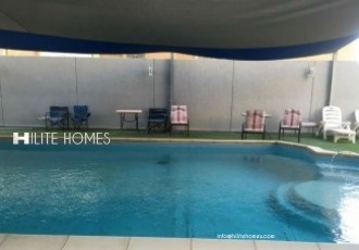 Fully furnished 2 bedroom beach view apartment for rent