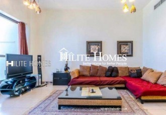 3 bedroom semi furnished luxury apartment in Salmiya