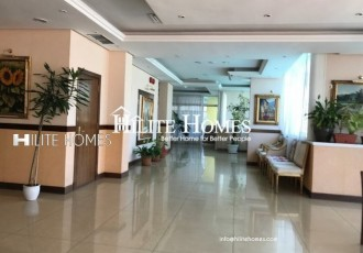Fully Furnished duplex/apartment in Salmiya, 850 Kd