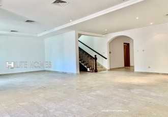 Villa for rent close to the beach in Abu al Hassaniya