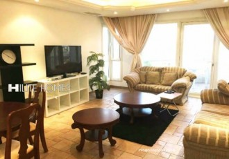 Sea view 2bedroom furnished Apartment For Rent in Salmiya