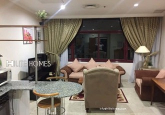 Fullyfurnished One bedroom Apartment for rent in Salmiya