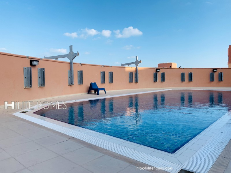 Two bedroom apartment for rent Ras Salmiya Kuwait