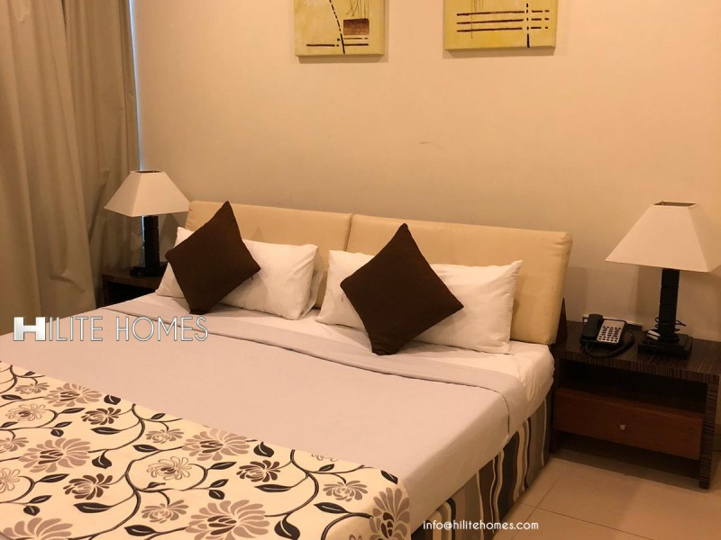 Fully furnished 1 bedroom Apartment for rent in Salmiya