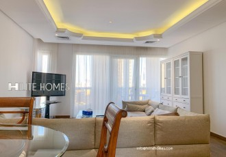 Beautiful Fully Furnished 1 Bedroom Apartment For rent,Salmiya