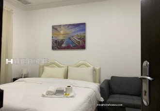 Fully  Furnished Studio for rent in Salmiya