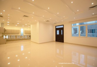 Newly build 4 Bedroom Floor for Rent in Siddeeq