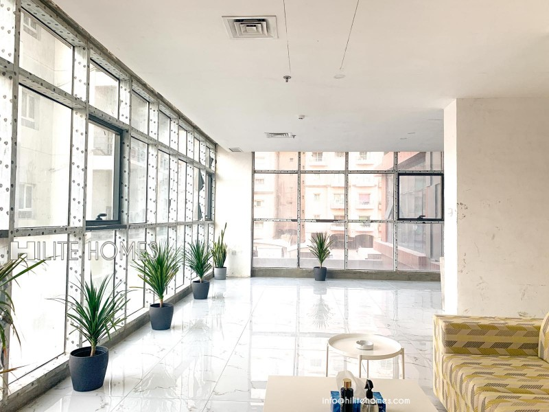 Commercial space available for rent in Salmiya Ideal for Salon & Spa