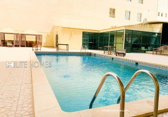 Three bedroom apartment for rent in Salmiya
