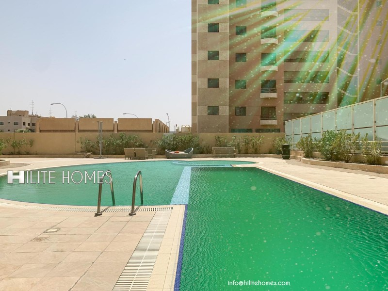 Three Bedroom Apartment for Rent in Jabriya
