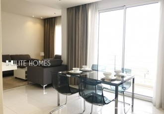Furnished Three Bedroom Apartment in Salmiya