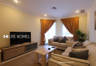 Furnished Two Bedroom Apartment for Rent in Fintas