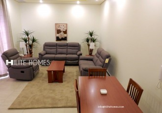 Fully furnished Three Bedroom Apartment for rent in Salwa