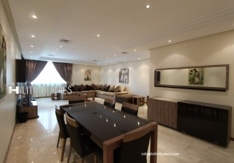Three Bedroom Furnished Apartment for Rent in Salwa