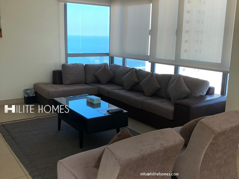Furnished One Bedroom Apartment in Salmiya