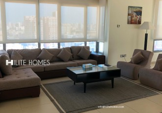 furnished one bed apartment for rent in Salmiya (4)