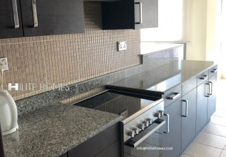 furnished one bed apartment for rent in Salmiya (5)