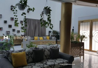 Eight Bedroom Luxury Villa for Rent in Saad Al Abdulla