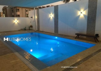 Elegant and Spacious Three Bedroom Villa for Rent in Salwa